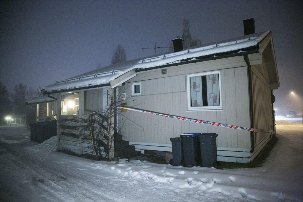 Her bodde Nils Olav Bakken (49). Bakken ble funnet drept og sterkt forbrent ved en skogsvei på Veståsen i Søndre Land.