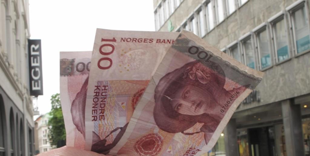 MONEY, MONEY, MONEY: I disse dager går flere milliarder kroner ut til norske skattebetalere.