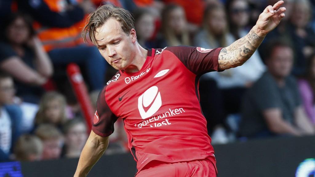 TROR PÅ GULL: Fredrik Haugen mener Brann kan vinne gull i 2017.