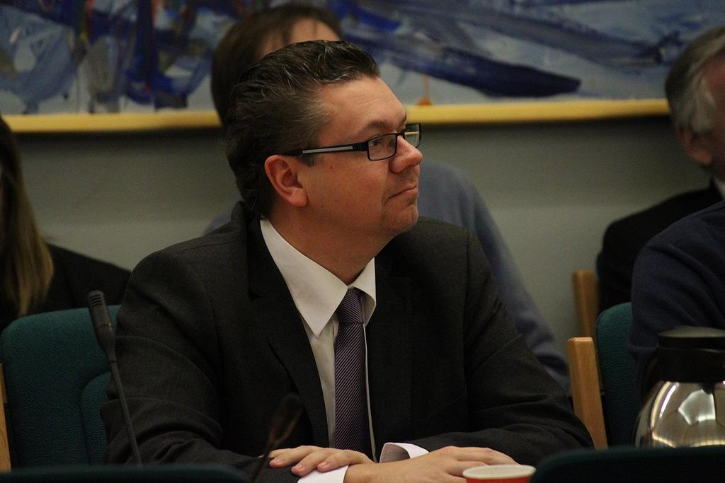 Ulf Leirstein er stortingsrepresentant fra Frp og medlem av Stortingets justiskomitee.