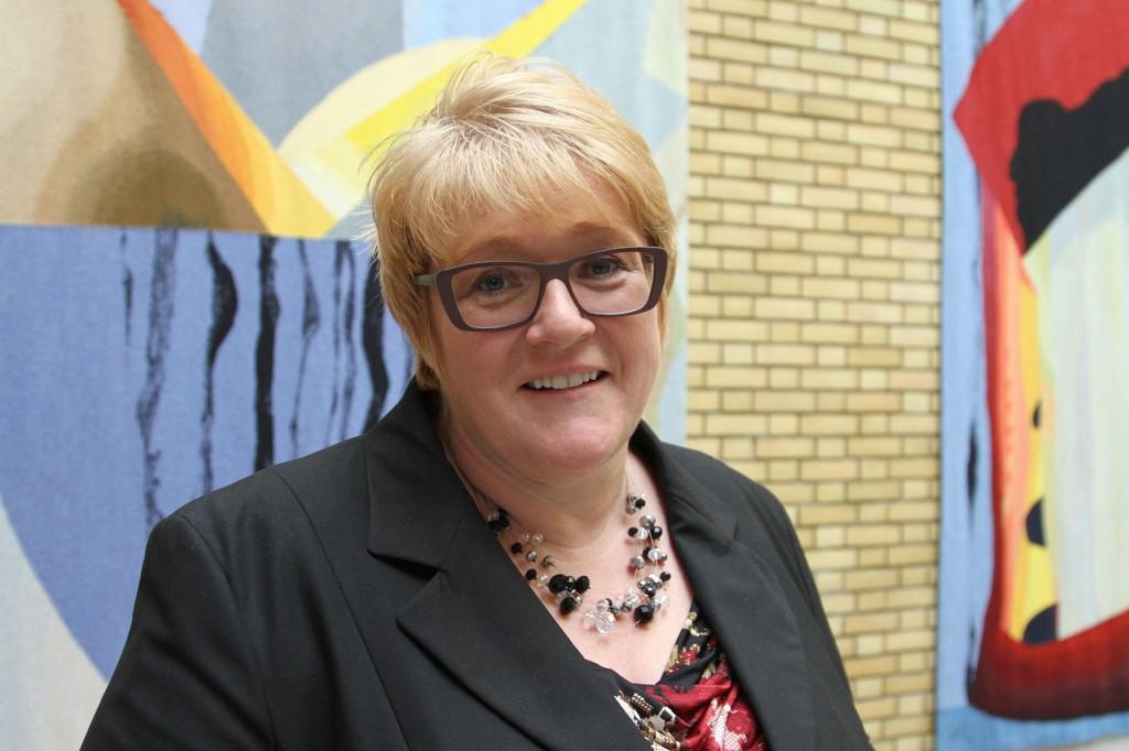 Venstre-leder Trine Skei Grande og hennes parti klarer ikke å engasjere i sosiale medier.