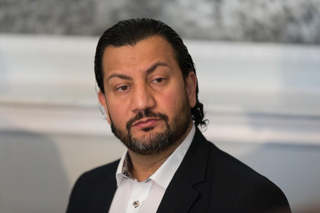 Generalsekretær Mehtab Afsar i Islamsk Råd Norg.
