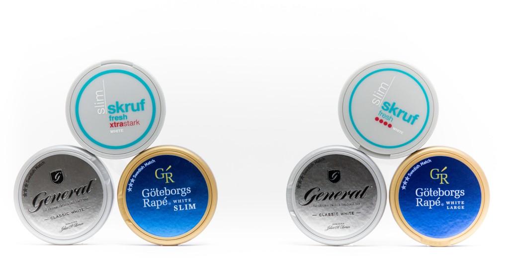 Du sparer mye på å kjøpe snusen i Sverige - og enda mer hvis du er blant dem som kjøper snus i kiosk.