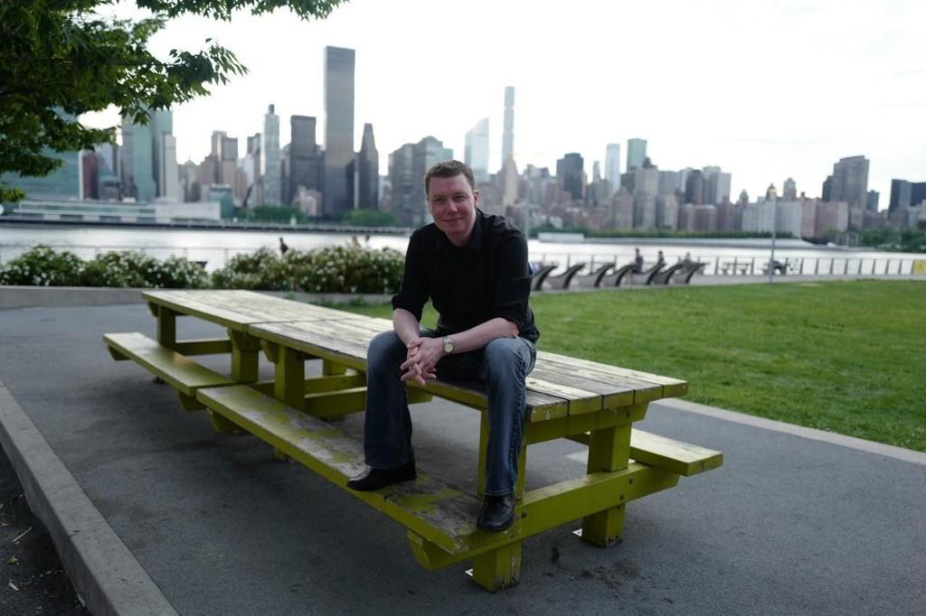 NEWYORKER: Ola Gjeilo har bodd i USA siden han studerte på prestisjeskolen Juilliard fra 2001.
