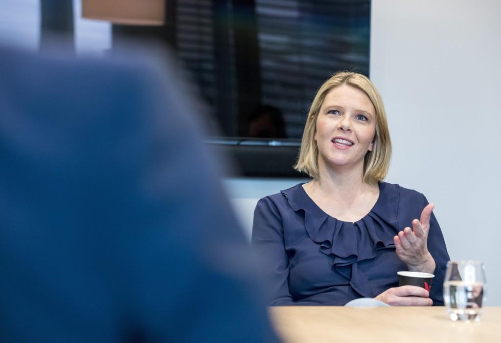 TILBAKE ETTER PERMISJON: Innvandrings- og integreringsminister Sylvi Listhaug (Frp) var sist uke tilbake i jobb etter mammapermisjon. Hun lovet å kaste seg inn i valgkampen og har allerede rukket å skape debatt med flere utspill.