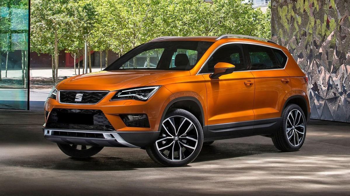Ateca er en av de nye og attraktive modellen fra Seat. Dette er en SUV og søstermodell av VWs egen Tiguan.