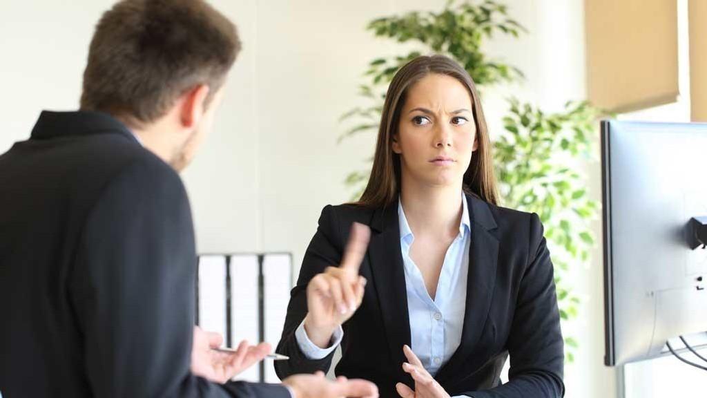 FLEST FORNØYDE: Men ni prosent er misfornøyd med sjefen. De som er minst fornøyd, har det til felles at de jobber mye alene