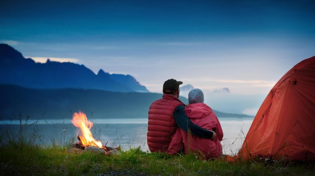 Norsk skog og mark kan by på mange romantiske opplevelser.