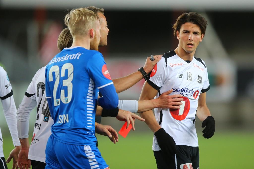 TØFF LIGA: Rolf-Otto Eriksen mener Serie A er en tøff liga.