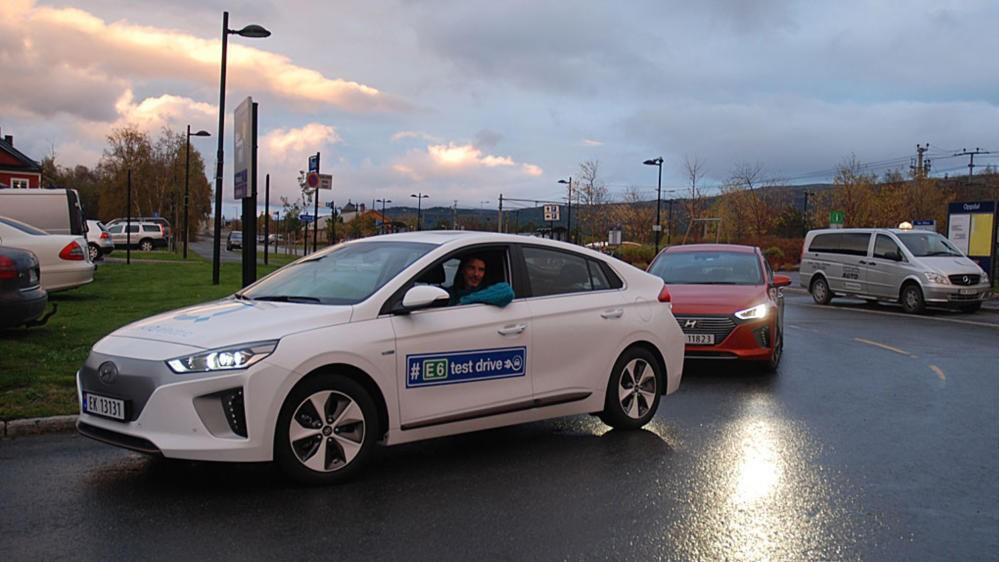Hyundai Ioniq er en merkets aller største suksesser her til lands.