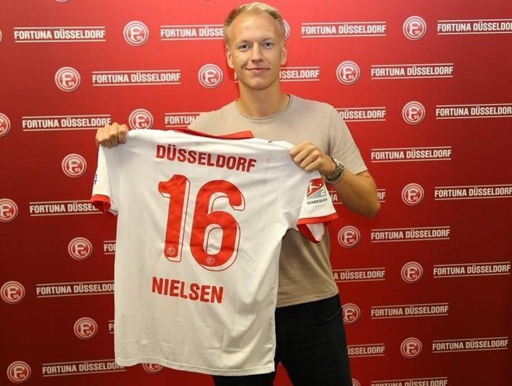 SKFITER KLUBB: Håvard Nielsen bytter ut Freiburg med Fortuna Düsseldorf.