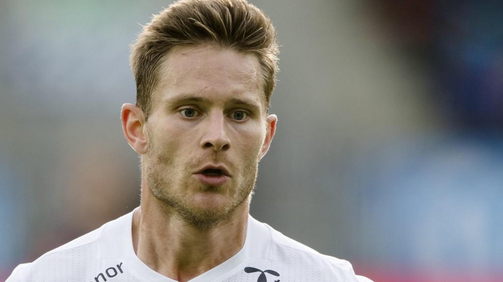 SCORET IGJEN: Matthias Vilhjálmsson scoret mot Sogndal.