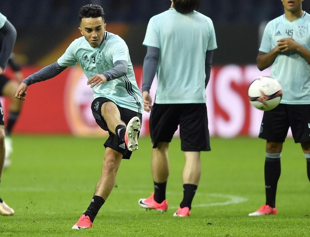 HJERNESKADE: Ajax-talentet Abdelhak Nouri har fått omfattende hjerneskader etter kollapsen under en treningskamp 8. juli.