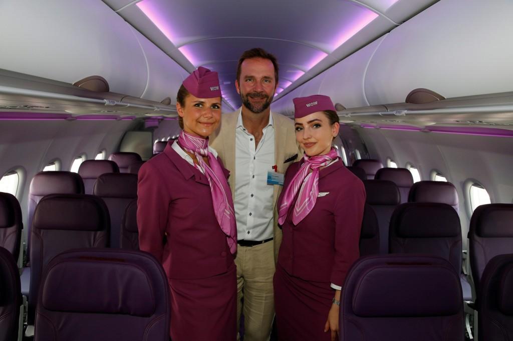 VIL BETALE DEG: Skuli Mogensen i WOW Air drømmer om en framtid der han betaler deg for å reise med hans flyselskap.