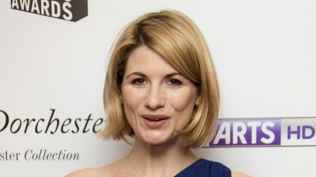 Jodie Whittaker er den 13. Doctor Who.