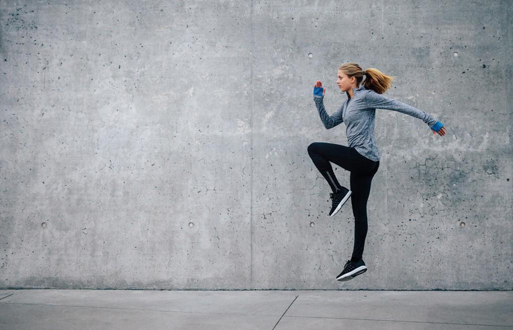 Trening er en naturlig ting på lista over gode vaner man bør ha i hverdagen - for å generelt ha det bra.