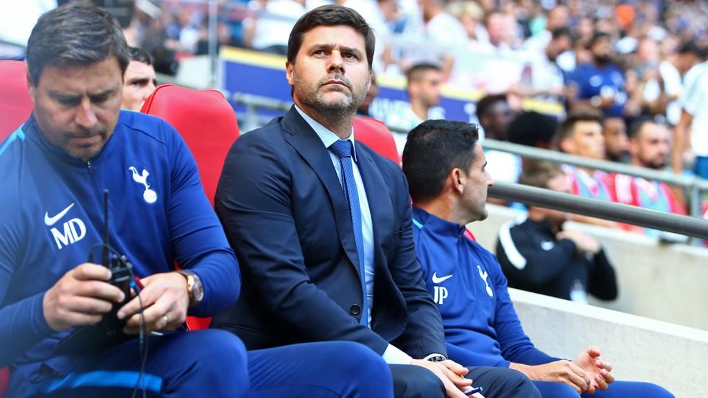HÆRFØREREN: Tottenham-manager Mauricio Pochettino får en tøff oppgave med å gjenskape fjorårssesongen.