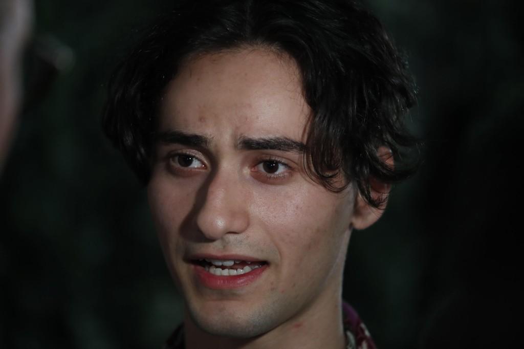 Cengiz Al er en av deltakerne i Skal vi danse 2017.