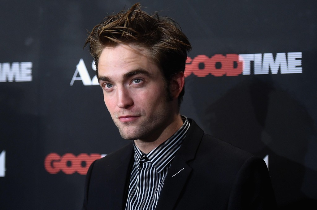 "Robert Pattinson på ""Good Time""-premiere i New York."
