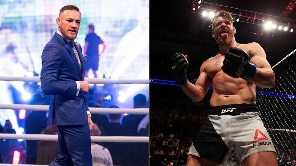 TIL LAS VEGAS: Emil Meek flyr med Conor McGregors privatjet til Las Vegas for å se Floyd Mayweather mot Conor McGregor.