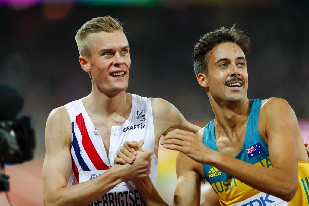 VM: Filip Ingebrigtsen representerer Norge i friidretts-VM.