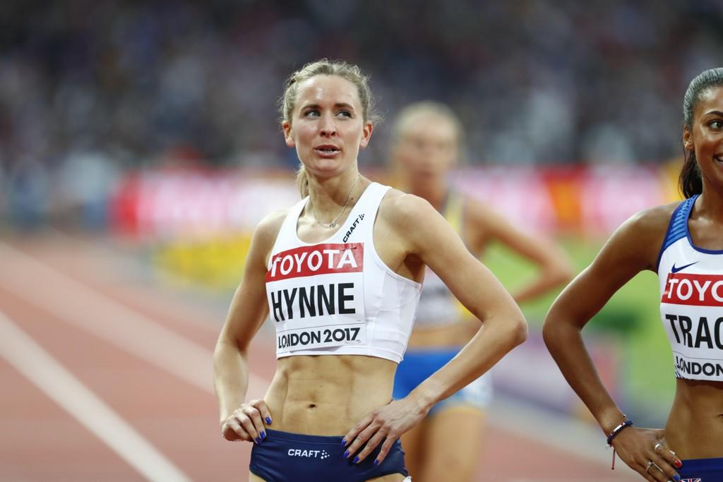 EXIT: Hedda Hynne klarte ikke å kvalifisere seg til VM-finalen.