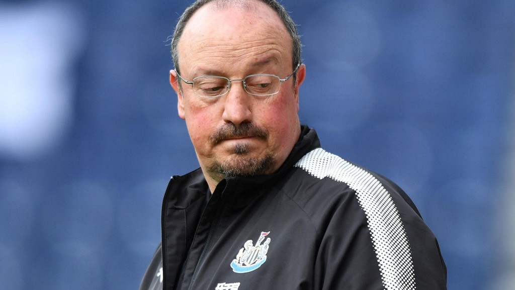 SELGER STJERNE? Newcastle-manager Rafael Benitez skal ikke være fornøyd med Jack Colback.
