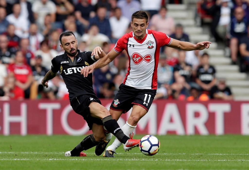 SENTRAL: Dusan Tadic har en sentral rolle i Southamptons lag.