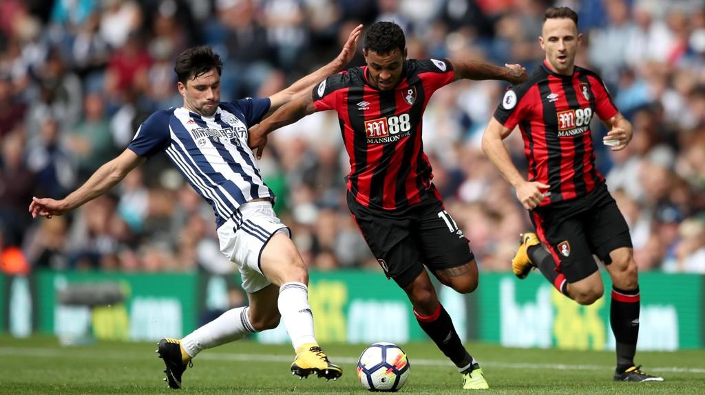 SKAL FORTSETTE SUKSESSEN: Bournemouths Joshua King hadde en strålende sesong sist.