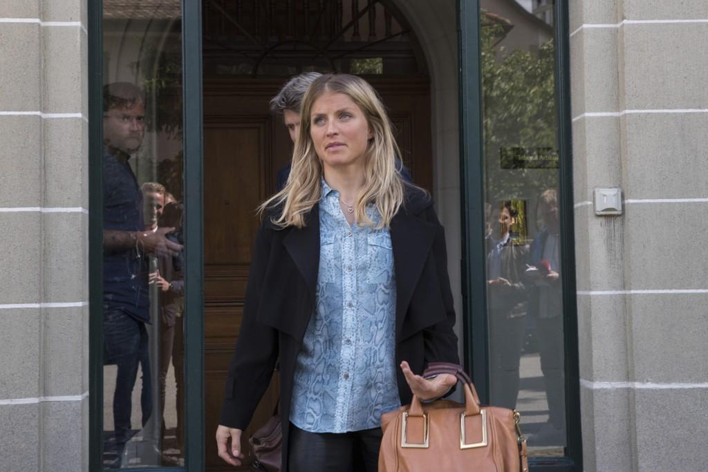HØRING: Therese Johaug møtte til høring i idrettens Voldgiftsrett (CAS) i Lausanne i starten av juni. Dommen er ventet snarlig.