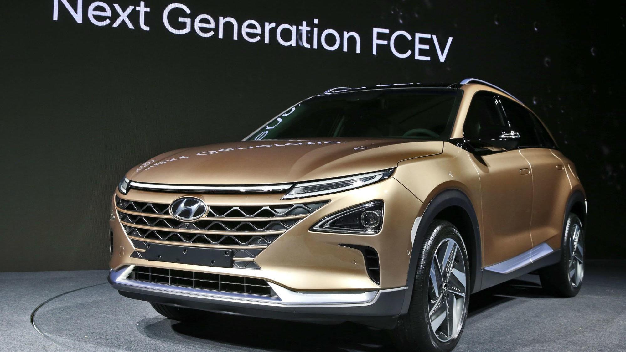Hyundai satser på hydrogenbil. Nå er de klar med sine andre SUV som bruker denne teknologien. Og den kan bli perfekt for det norske markedet.