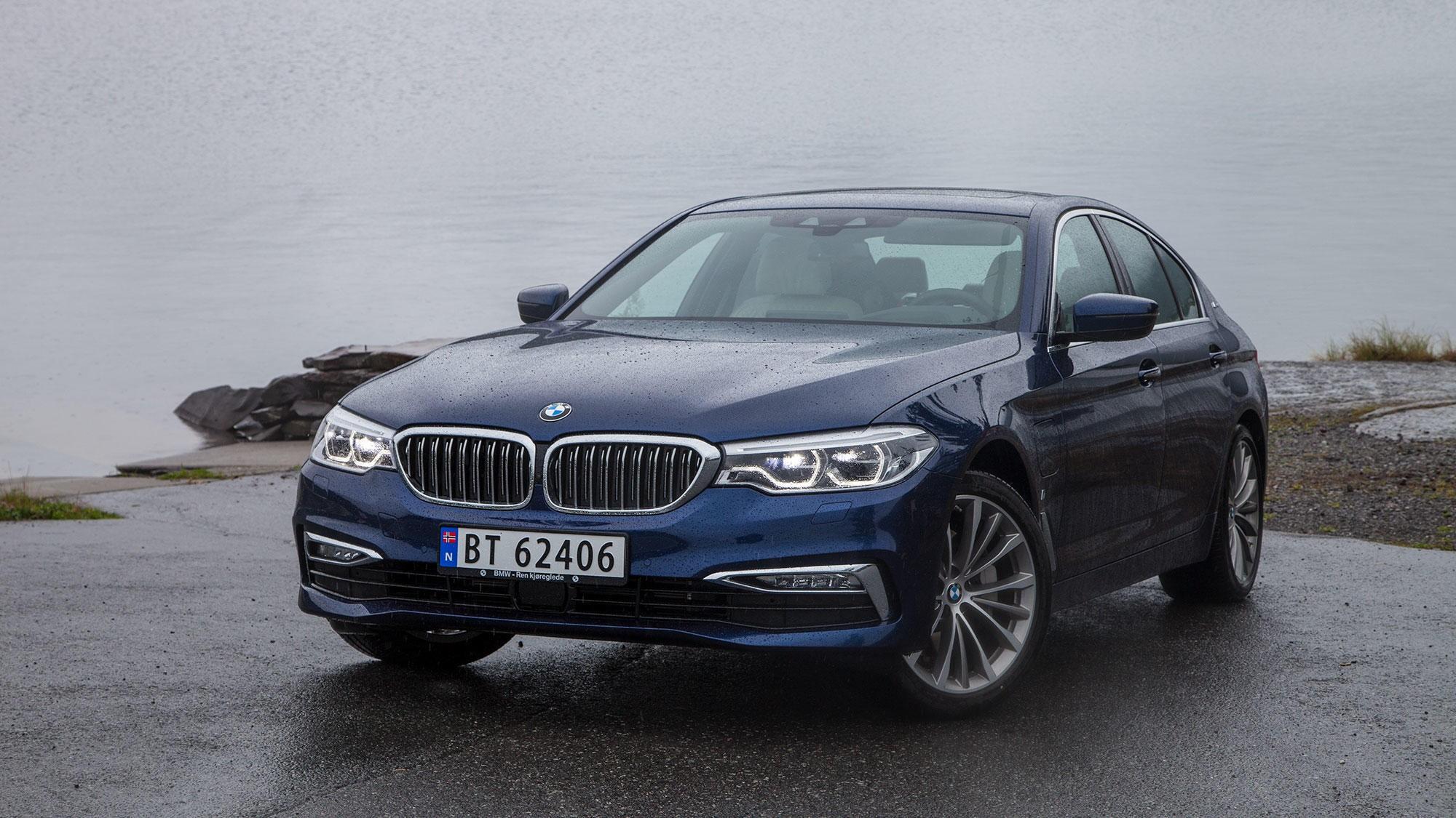 Dette er etter vår mening den beste ladbare hybriden BMW har laget så langt.