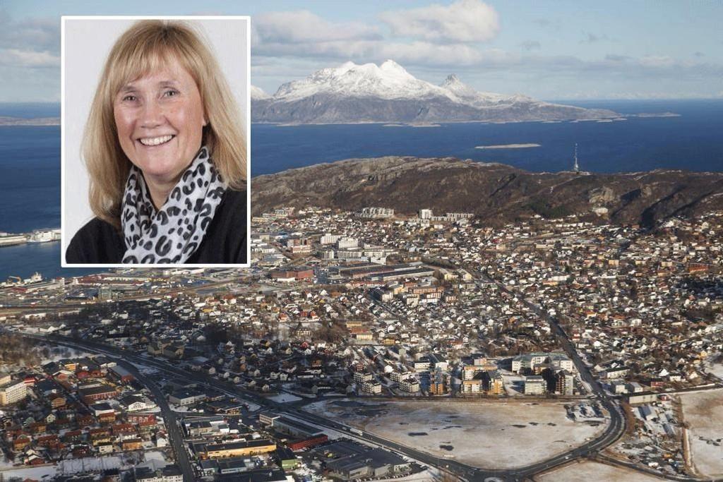 DYREST: Bodø er kommunen i landet som tar inn mest i eiendomsskatt. Nå advarer Høyres gruppleder i Bodø bystyre, Grethe Monica Fjærvoll, mot konsekvensene.