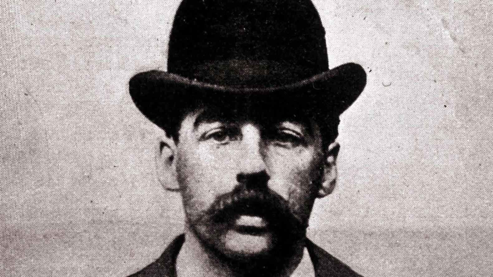 Holmes egentlige navn var Herman Webster Mudgett.