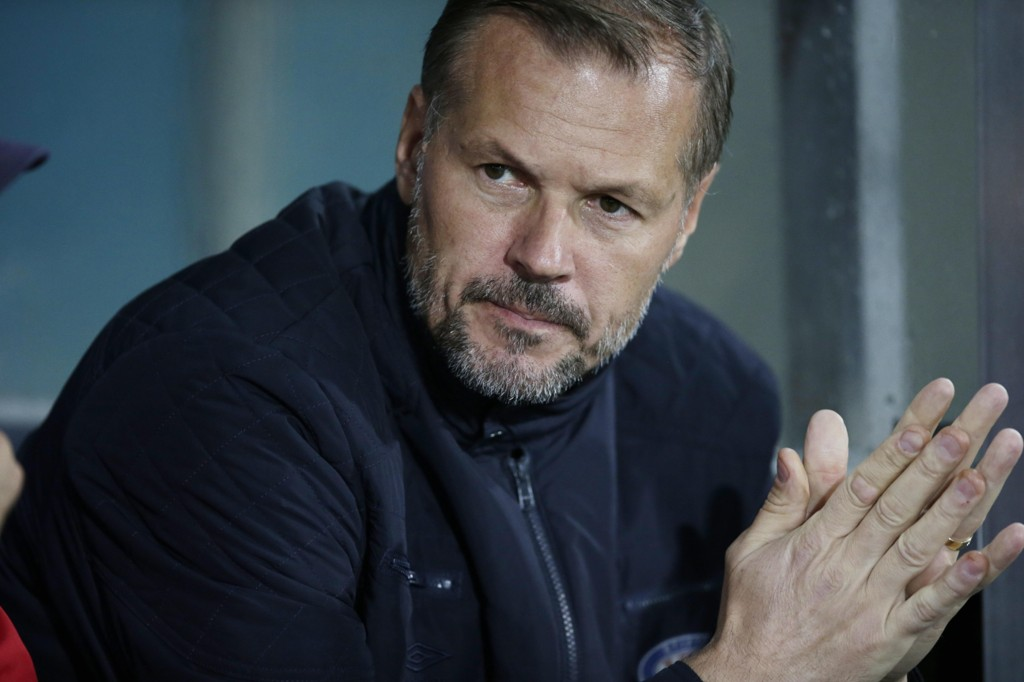 SVÆRT BEKYMRET: Tidligere landslagskaptein Kjetil Rekdal roper et kraftig varsko på vegne av norsk fotball.