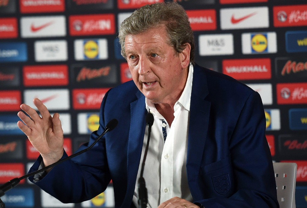 CRYSTAL PALACE: Roy Hodgson tar over som Crystal Palace-manager.
