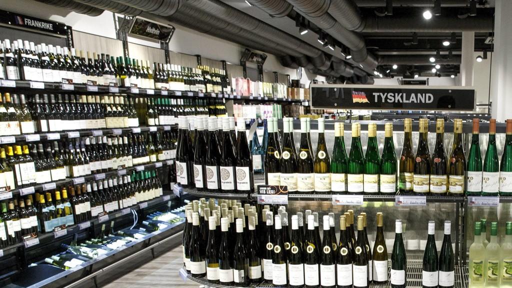 oasen vinmonopol