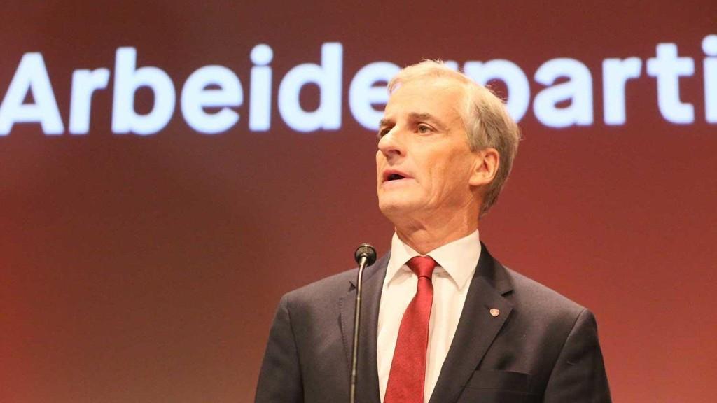 DÅRLIG VALG: Arbeiderpartiets partileder Jonas Gahr Støre ledet partiet til det dårligste valgresultatet fra opposisjon på over 90 år.