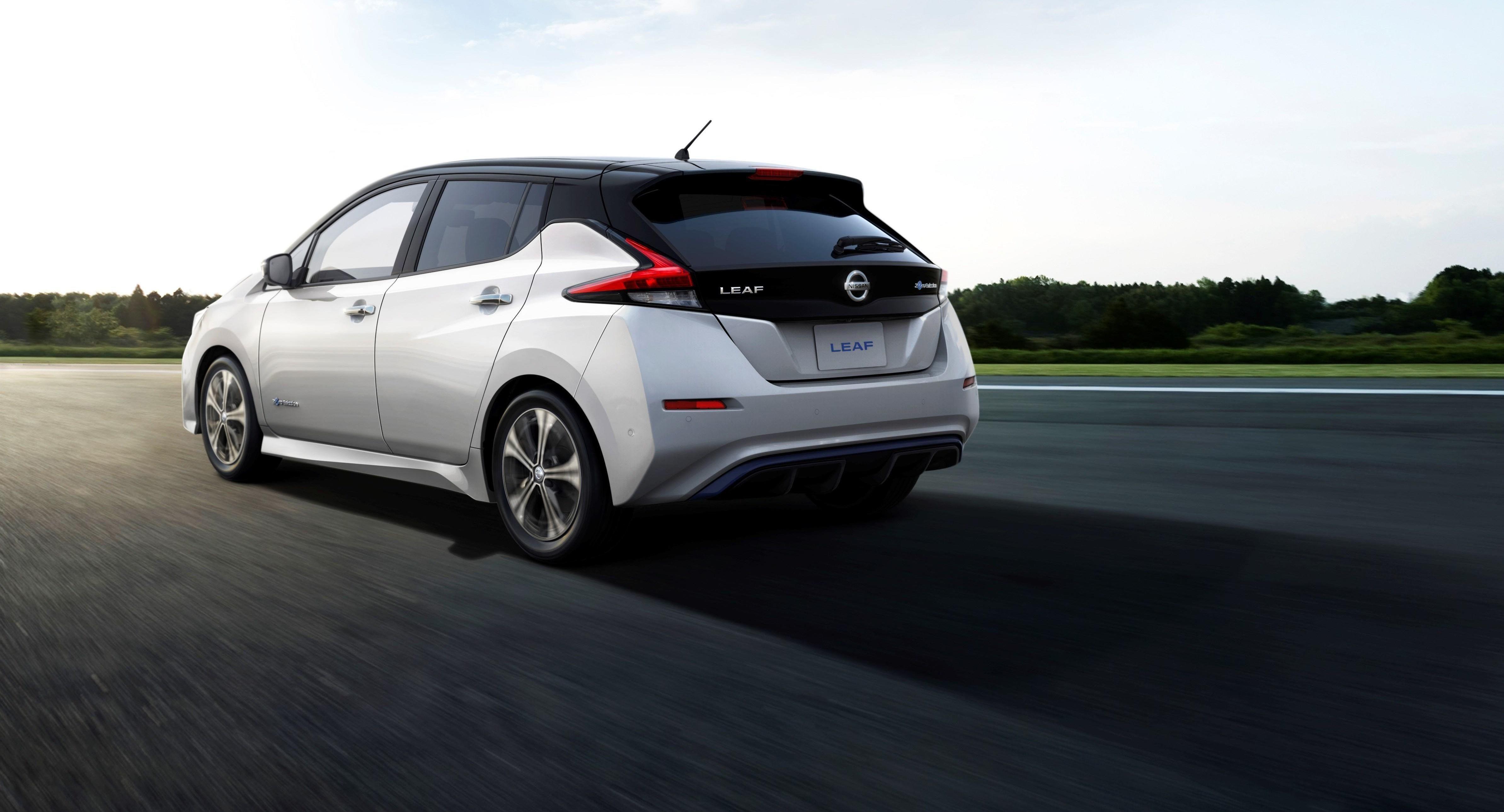 FÅR SNART NY BATTERITEKNOLOGI: Når nye Nissan Leaf kommer rett over nyttår, vil det bli med 40 kWh-batteri. Men en ny batteritype som snart settes i produksjon er det som skal til for at 60 kWh-utgaven skal kunne lanseres senere på året.