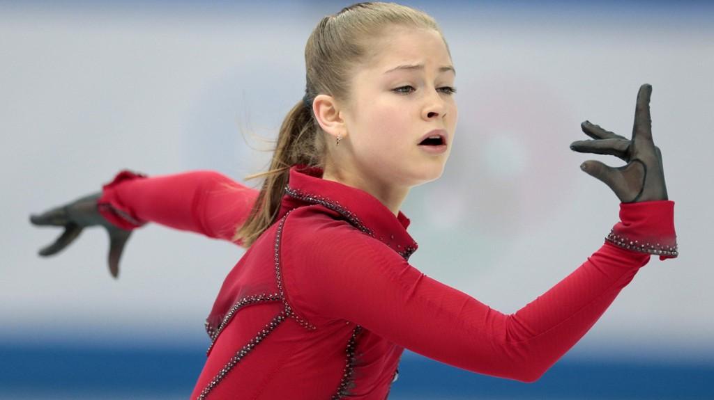 I 2014 ble russiske Julia Lipnitskaja olympisk mester i kunstløp. Da hadde hun allerede slitt med spiseforstyrrelser i årevis.