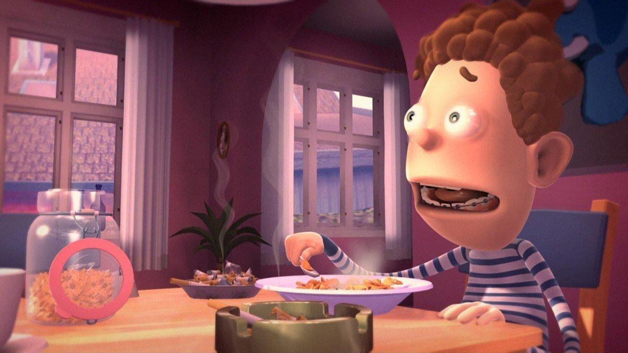 TILBAKE: Den danske animasjonsfilmen «Terkel i knipe» gjorde stor suksess da den kom ut i 2004. Nå kommer oppfølgeren.