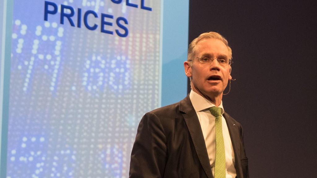 GUSTAFSON: SAS-sjef Rickard Gustafson sier at pilotene i SAS på lang sikt kan velte selskapet.