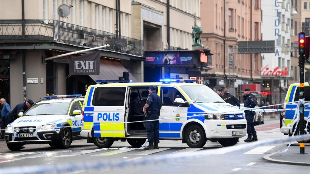 MÅ NEDPRIORITERE VOLDTEKT: For mange alvorlige voldssaker gjør at politiet i Stockholm må nedprioritere voldtektsaker.