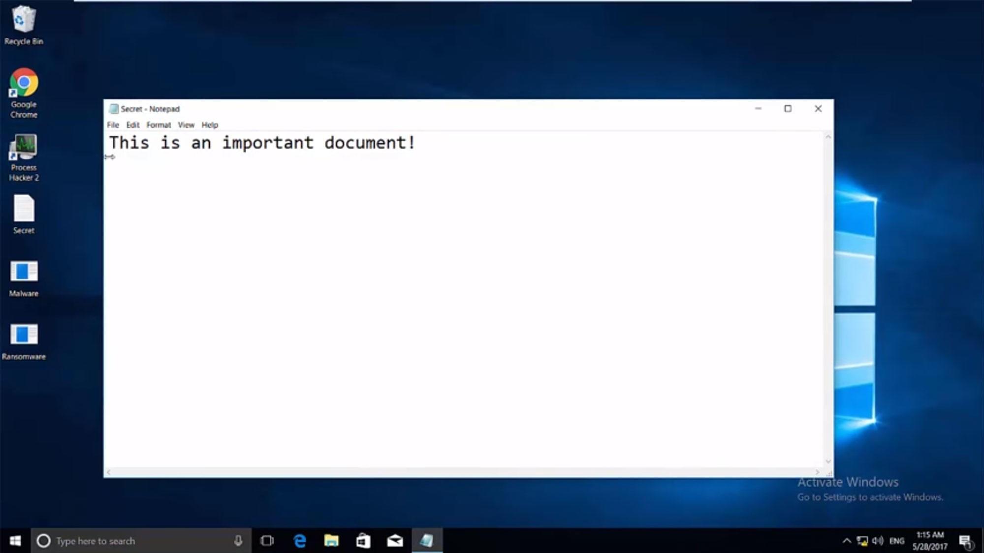 En ny funksjon i Windows gjør at du kan kjøre både Linux- og Windows-programmer samtidig. Det har ikke sikkerhetsproduktene tatt høyde for, og skaper et enormt sikkerhetshull.