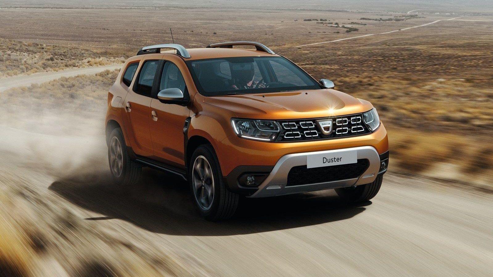 NY GENERASJON DACIA DUSTER: Dacia Duster er her i andre generasjon, nå kan den virkelig bli brysom for konkurrentene.
