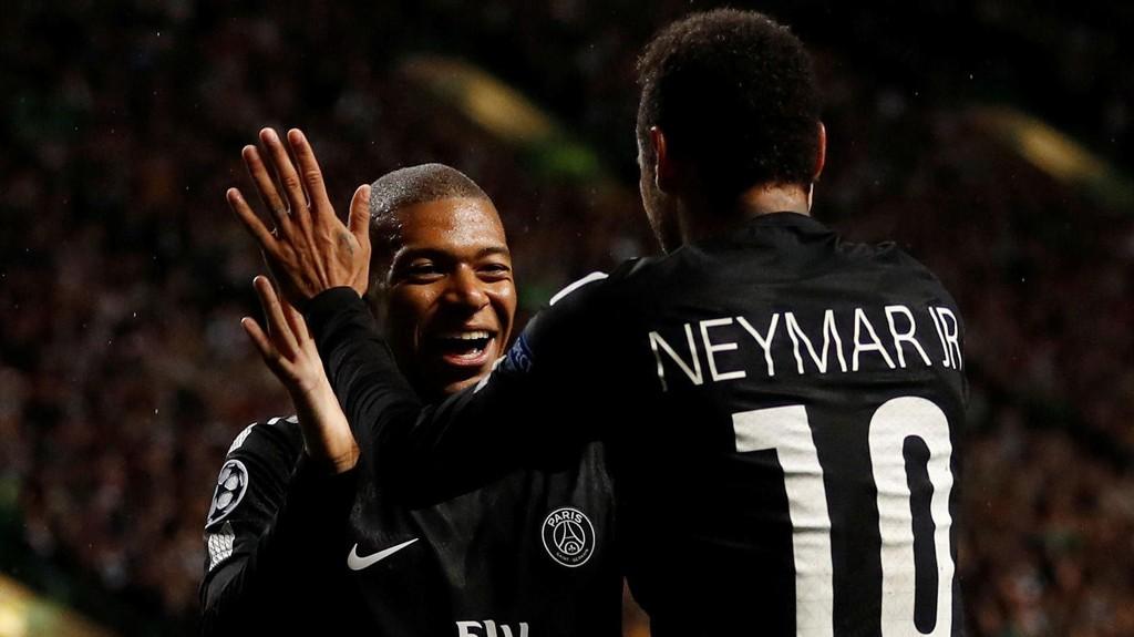 DYRE I DRIFT: Kylian Mbappé og Neymar til PSG var to av sommerens dyreste overganger.