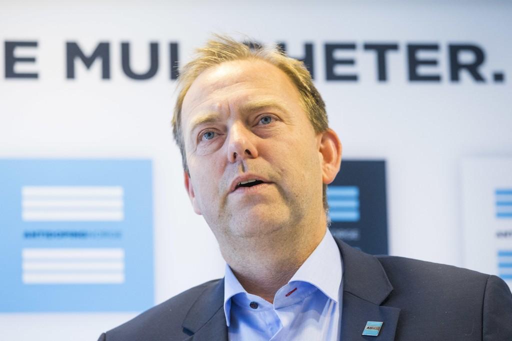 Daglig leder Anders Solheim i Antidoping Norge.