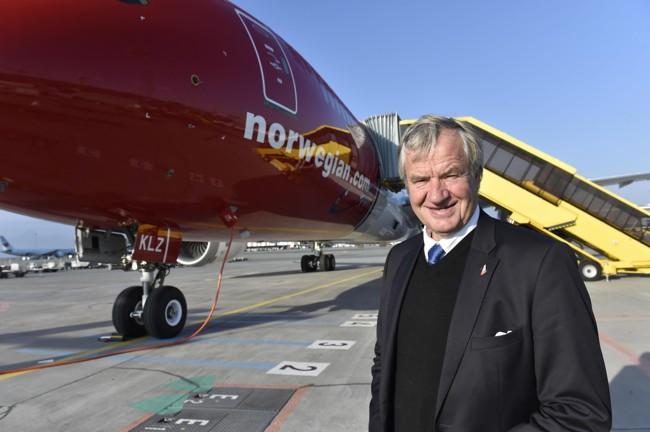 hvilket flyselskap er størst i norge