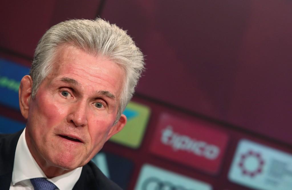 NY JOBB: Jupp Heynckes ble nylig presentert som Bayern Münchens nye hovedtrener.
