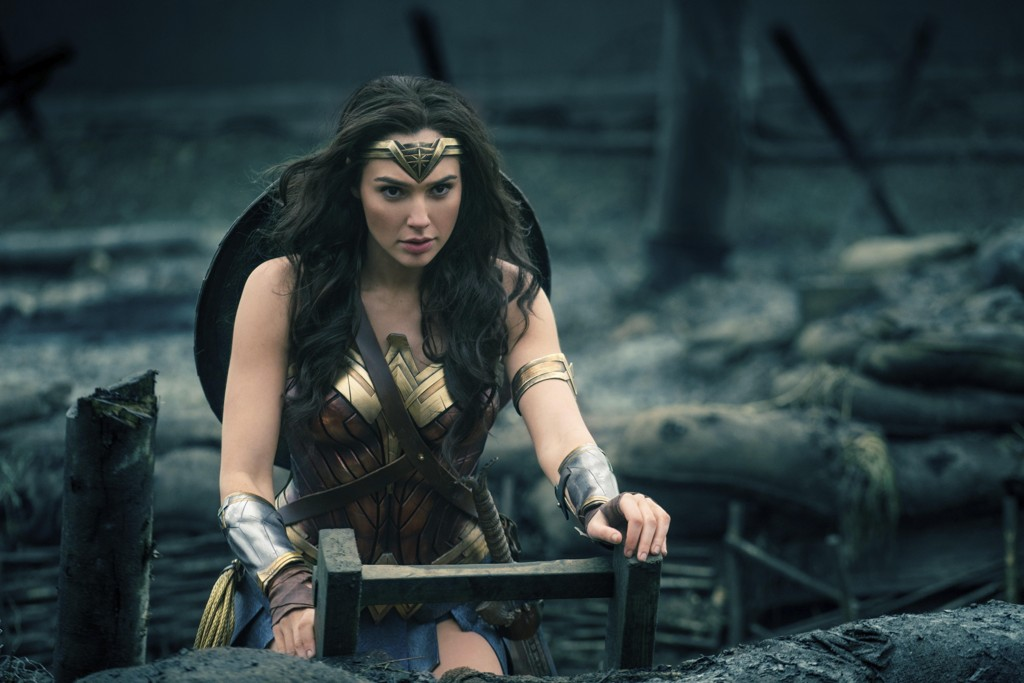 For Patty Jenkins er Wonder Woman både fredssymbol og feministikon.